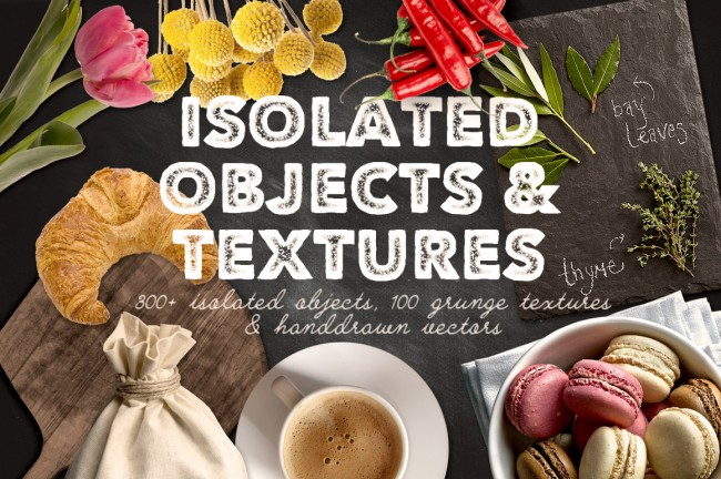 mpr 650x432 Isolated Objects & Textures