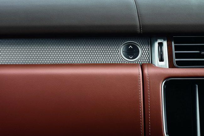 range rover holland holland 4 650x433 Range Rover Holland & Holland Edition