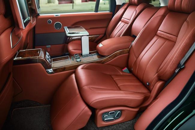 range rover holland holland 6 650x433 Range Rover Holland & Holland Edition
