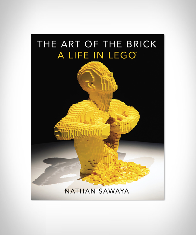 the art of the brick a life in lego large The Art of the Brick: A Life in LEGO