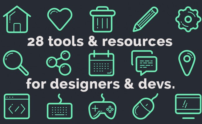 tools 650x401 New free tools & resources for designers