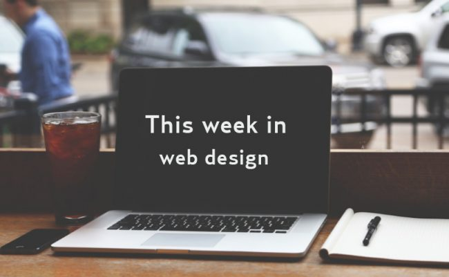 webdesign 650x401 This week in web design news: tools for designers, creating great websites that rock