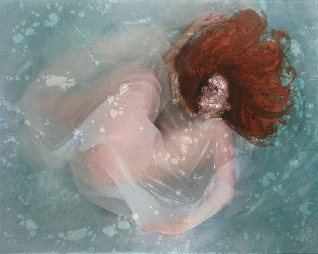 Sensual Paintings Created With Liquid Resin By Jessica Dunegan