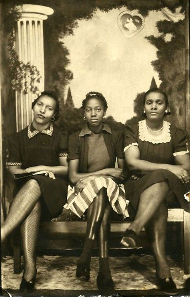 Stunning Vintage Photos Show The Beauty Of African