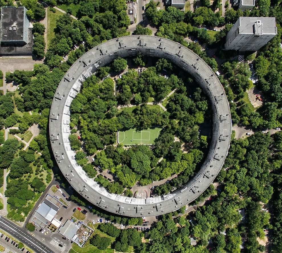 Terrifying Russian Architecture Which Looks Better From Above
