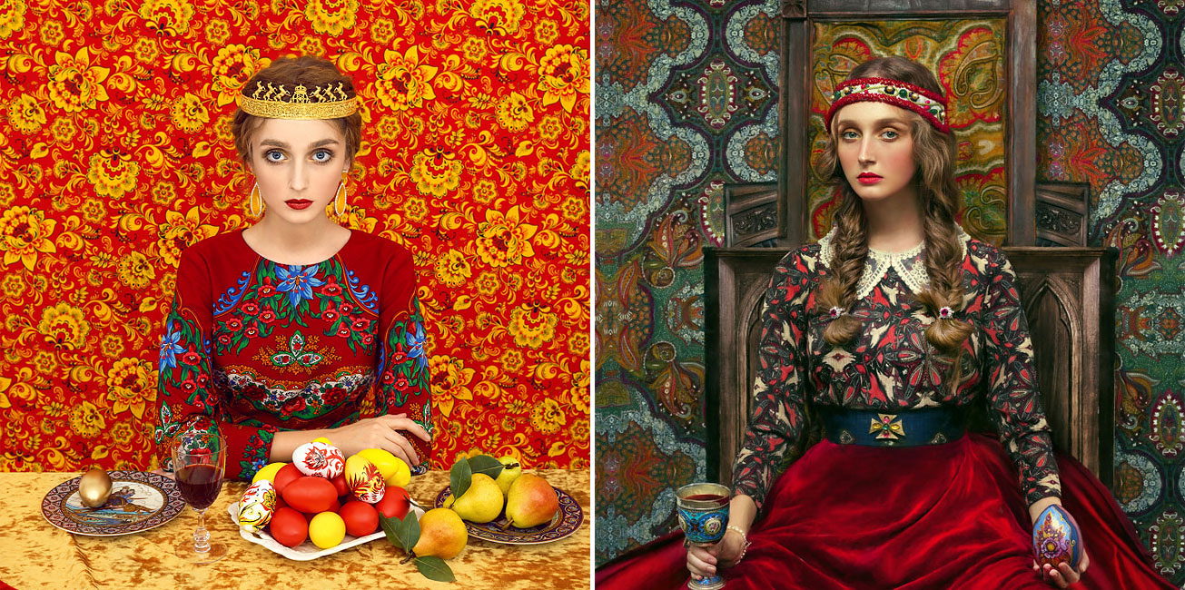 Magical Slavic Photography From Russia Is So Impressive That It Looks Unreal