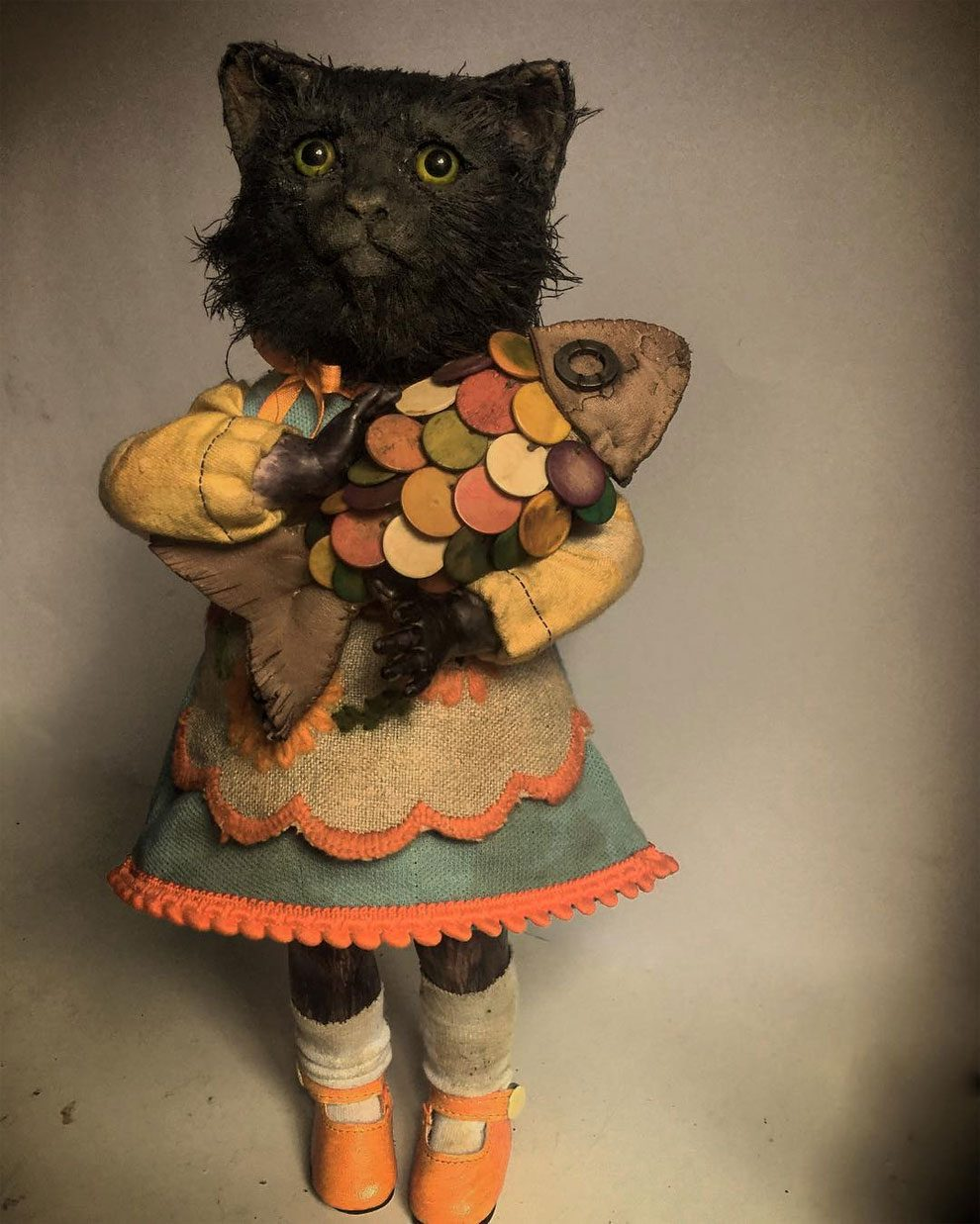 toys in the basement  beautiful creepy dolls by annie montgomerie