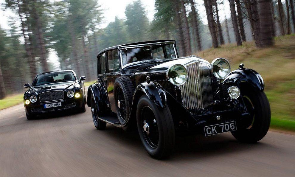 Classic Cars Vs. Their Modern Versions » Design You Trust