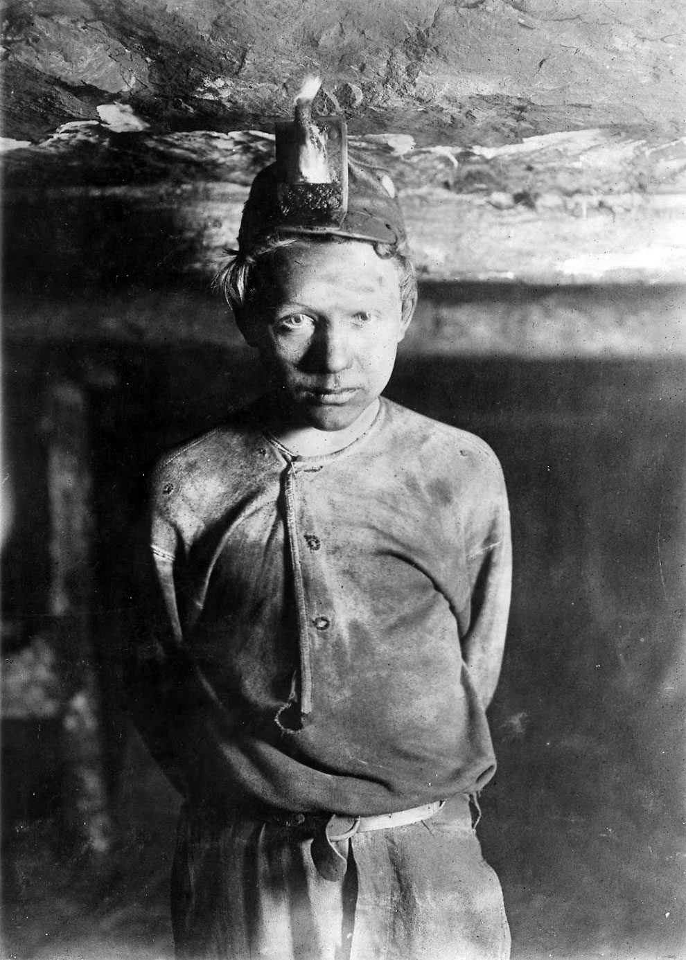 child labor in america horrible photographs that show boys at coal