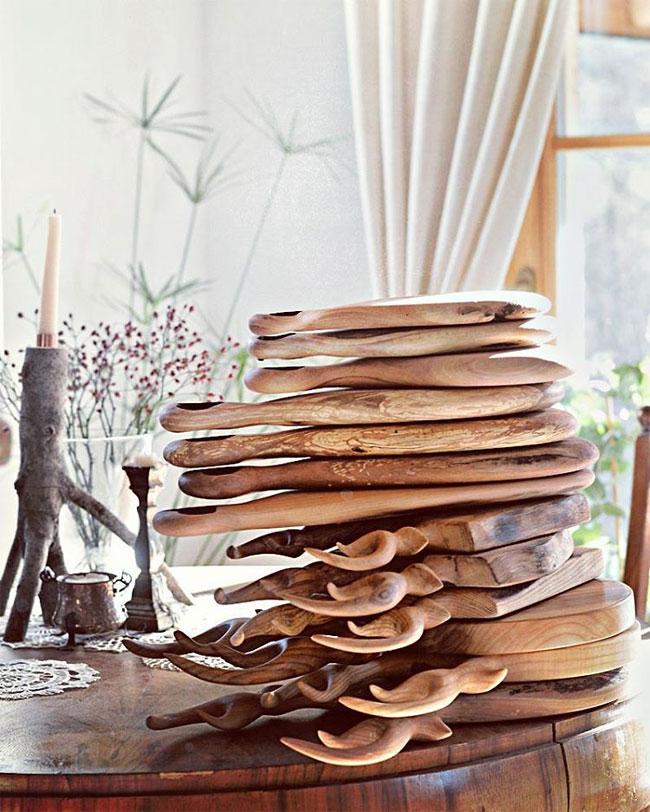 Polish Craftsman Creates Amazing Household Items With A Folk Twist ...
