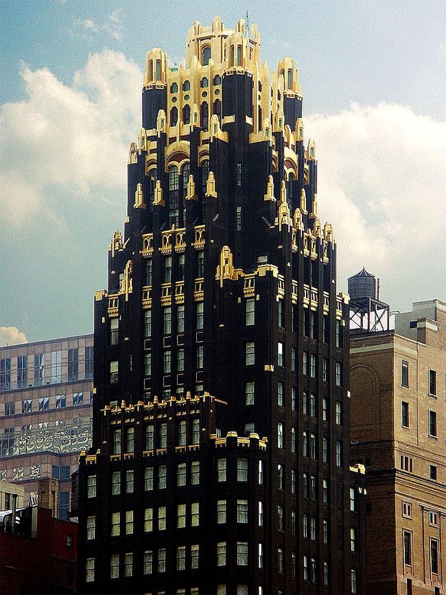 American Radiator Building The Most Beautiful Skyscraper Of Art Deco Era Design You Trust
