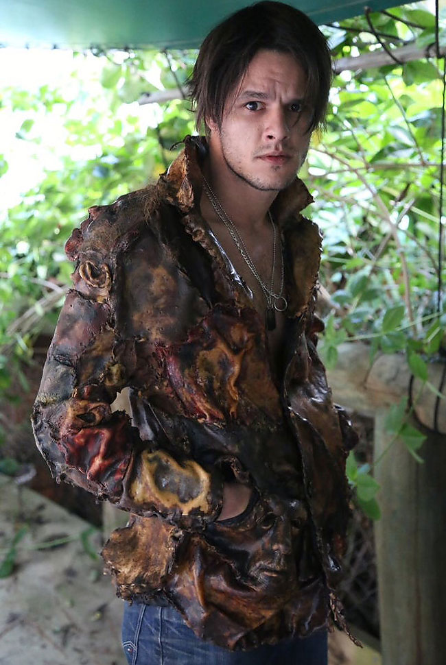 ed gein style horror jacket is the most terrifying jacket ever