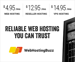 Hosted by WebHostingBuzz.com