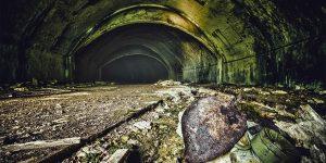 Europe's Largest Abandoned Underground Military Air Base
