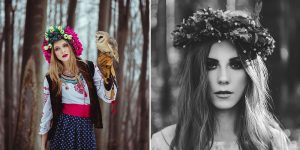 Polish Photographer Ewelina Zych Proves You're Not A Real Photographer In Slavic Country If You Don't Have A Rural Photo-Shoot