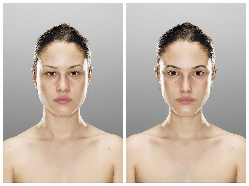 Photographer Analyzes Brain Waves To Construct Portraits Of People's Ideal Selves