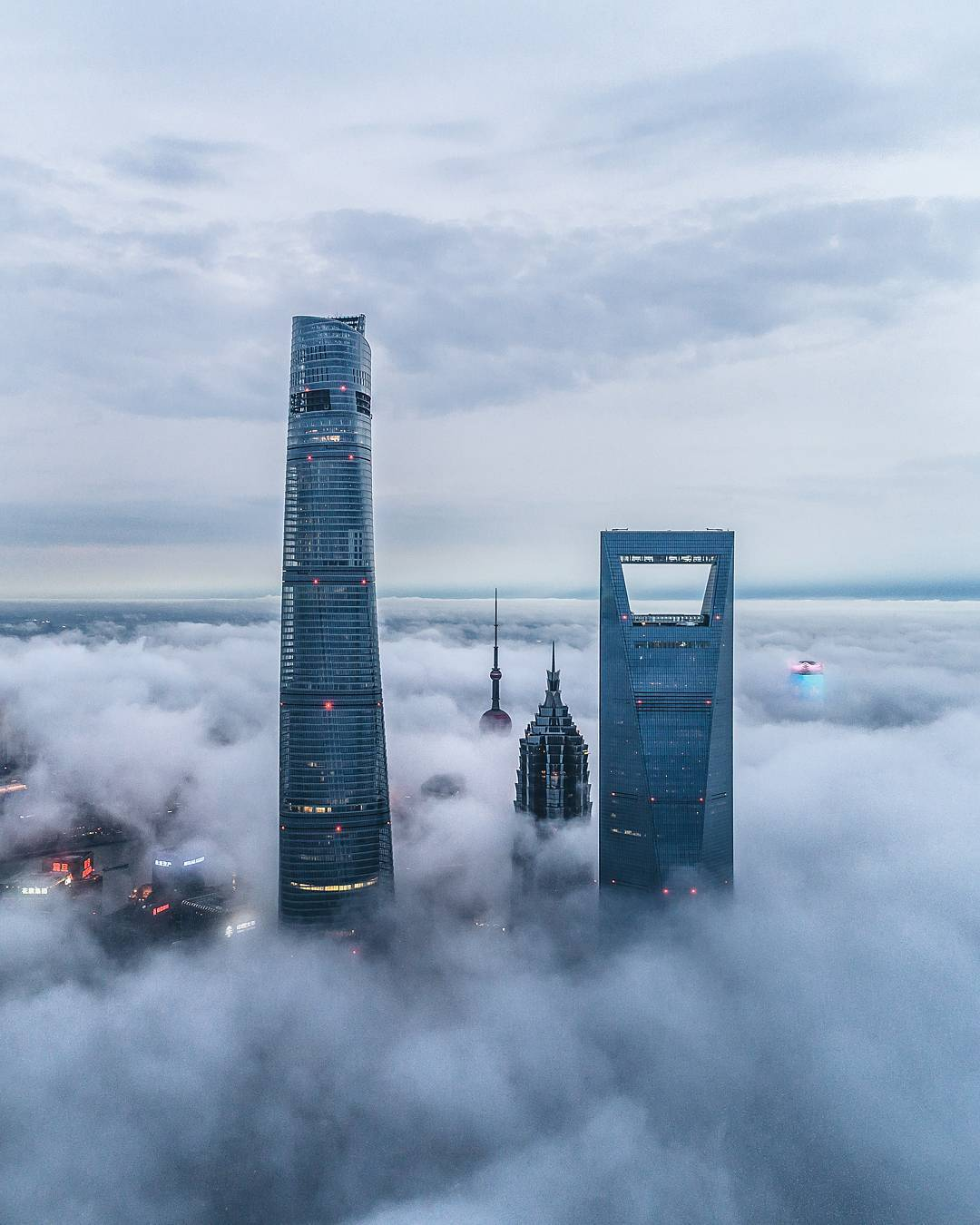 Incredible Cityscapes And Urban Photography By Harimao Lee