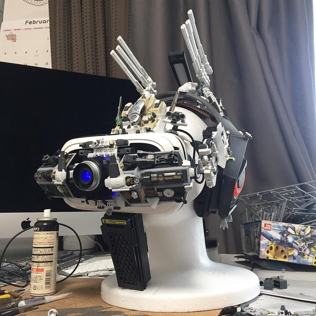 The Impressive Cyberpunk Accessories Of Hiroto Ikeuchi