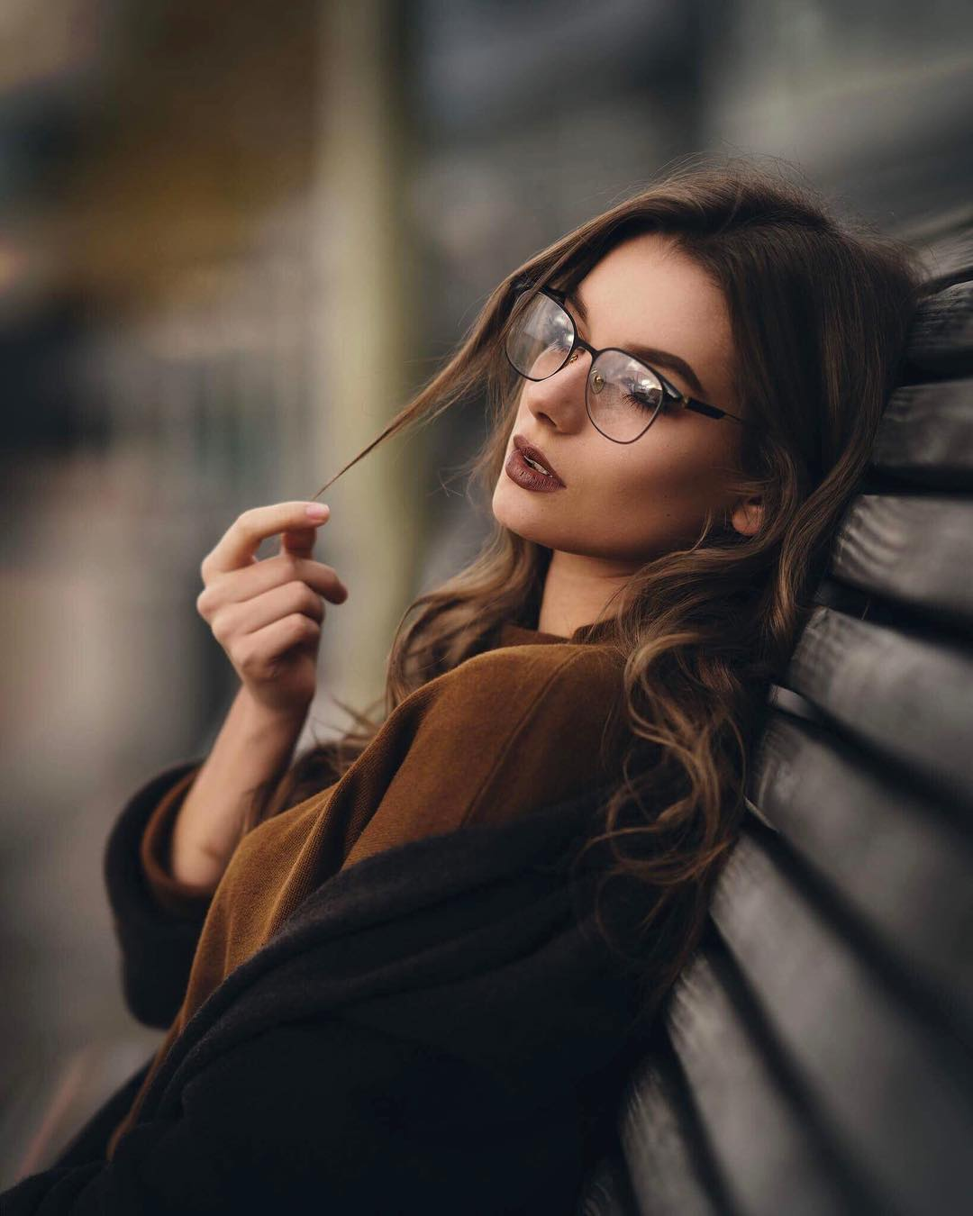Marvelous Female Portrait Photography By Kai Böttcher