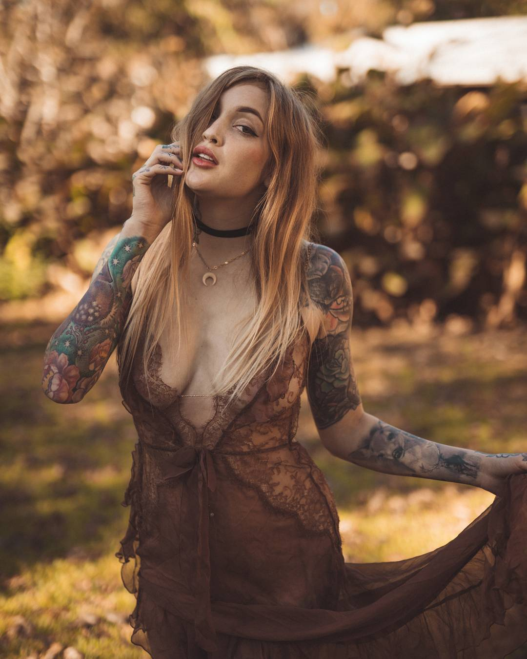 Summer Vibes With Tattoo Model Torrie Blake-1619