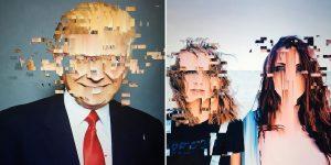 """Failed Memories"": The Superb Glitchy Digital Art Of David Szauder"