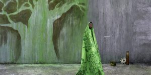 Artist Maimouna Guerresi Photographs 'Aisha In Wonderland'