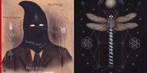 The Merging Art & Science Of Daniel Martin Diaz