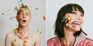 The Photography Duo Blending Art, Beauty And LEGO
