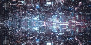 Stunning Cyberpunk And Futuristic Street Photography By Adrian Martinez