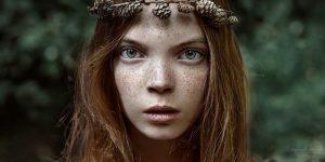 Fabulous Portraits By Ukrainian Photo Artist Irina Dzhul