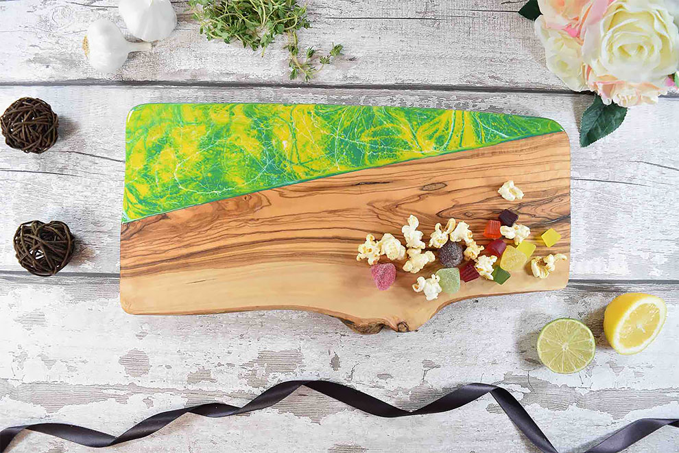 A Liverpool Based Artist Makes Beautiful Cutting Boards