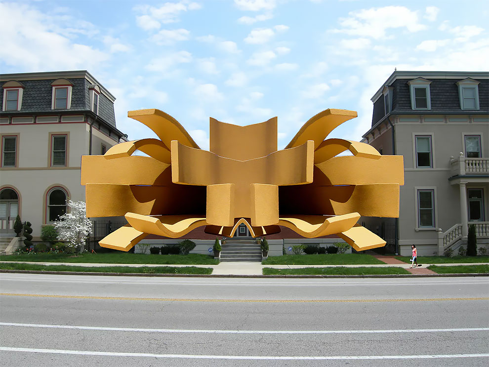 impressive conceptual architecture and art projects by michael jantzen