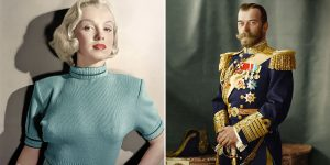 Artist Mario Unger Spends 3000 Hours To Colorize Old Black & White Photos Of Famous People
