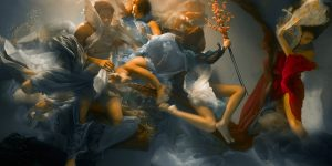 Stunning Underwater Photography By Christy Lee Rogers Evokes Baroque Paintings