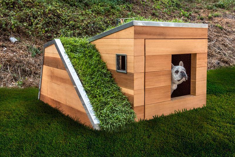 Studio Schicketanz Have Designed A Modern Dog House With A