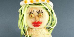 Food Artist Kasia Haupt Makes Funny Sandwich Monsters