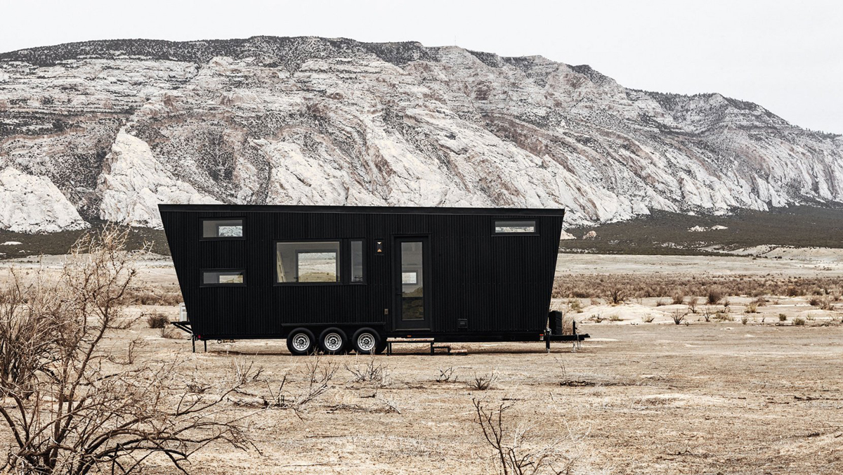 Drake - Modern House On Wheels