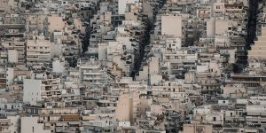 Margarita Nikitaki Takes Claustrophobic Photographs Of Athens' Cityscapes