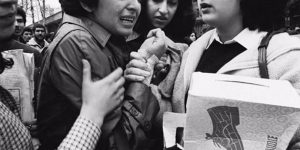 Rare Photographs Document Iranian Women Protest Against The Hijab Law In March 1979