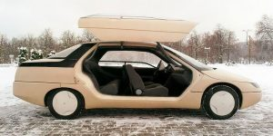 Quirky And Daring: Best Soviet Concept Cars