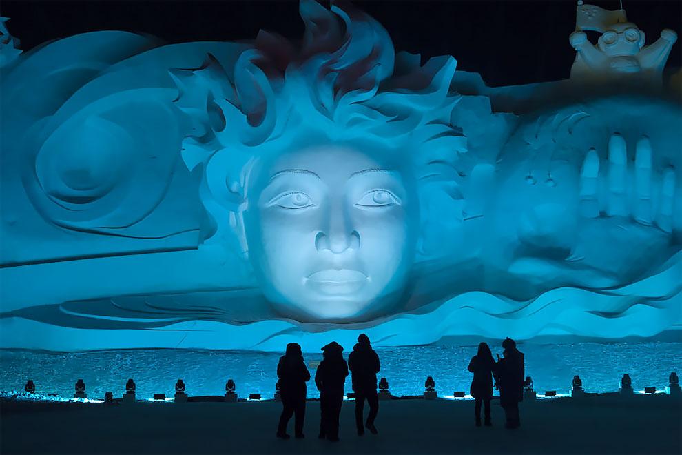 Image result for 2019 harbin ice festival