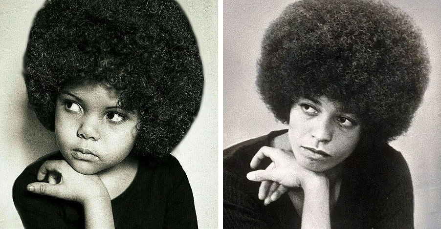 5 Year Old Recreates Photos Of Iconic Women Every Day Of Black History Month