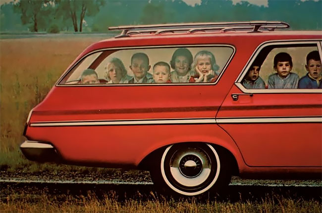 Photos That Prove The Station Wagon Was Actually The Best Family Car
