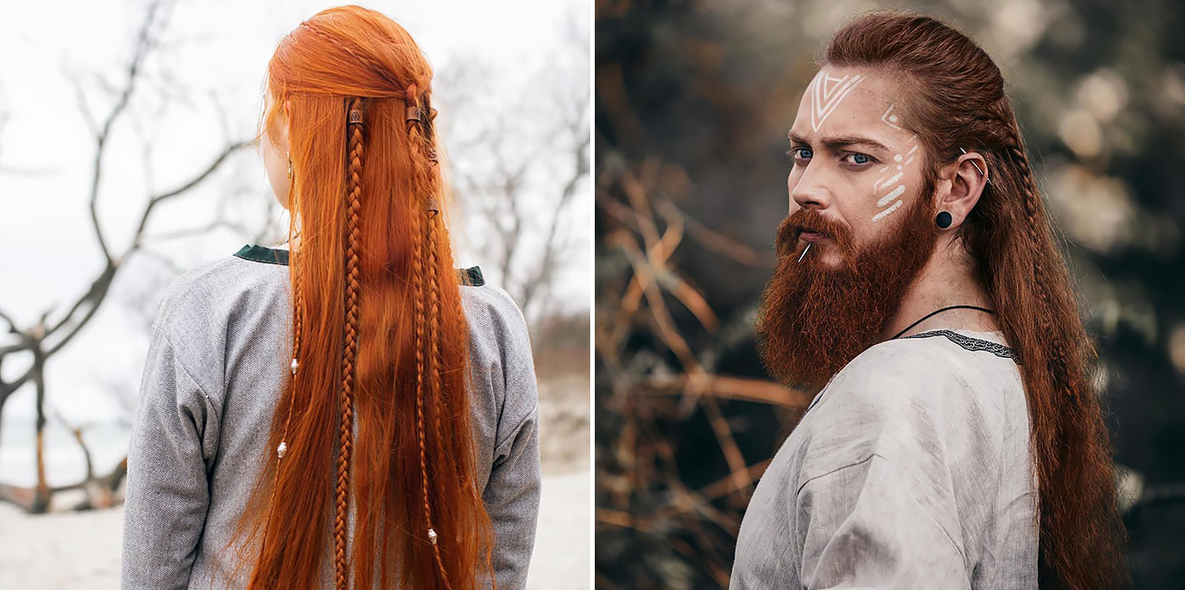 Fierce Viking Hairstyles For Modern Day Valkyries