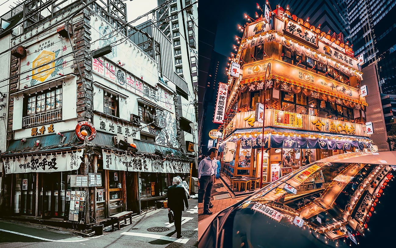 """Lost In Translation"": Cinematic Street Photos Of Tokyo By Yusuke Kubota"