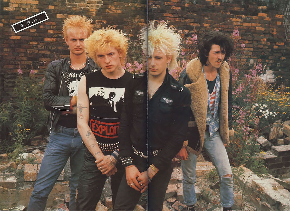 20 Punk Bands Of The 1980s You've Never Heard Of