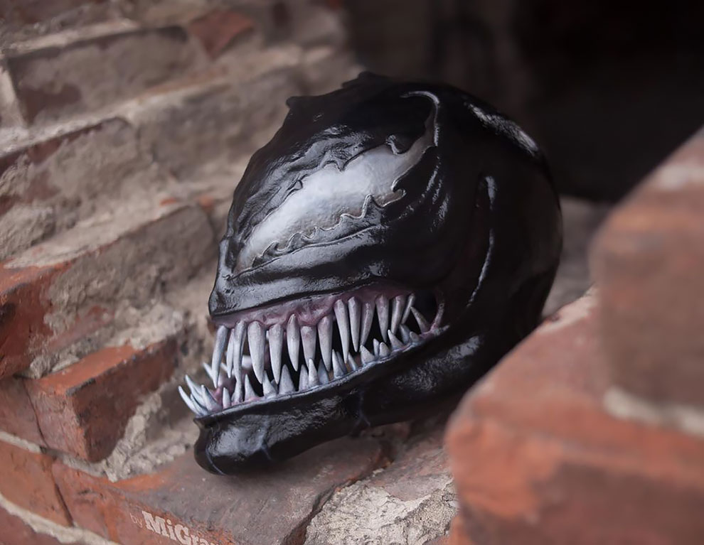 This Russian Guy Left Uni To Make Superhero Masks That Wowed Hollywood