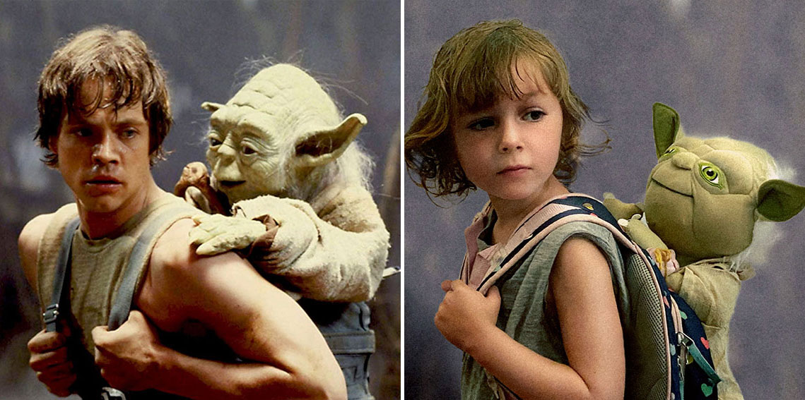 Dad And Daughter Recreates Iconic Scenes From 73 Famous Movies And TV Series