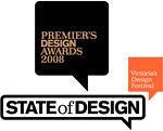 sota THE STATE OF DESIGN 2008, Victoria's Design Festival