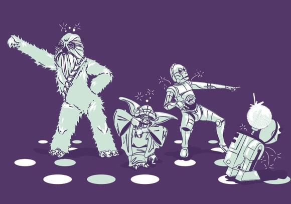 swdisco Star Wars D.I.S.C.O.